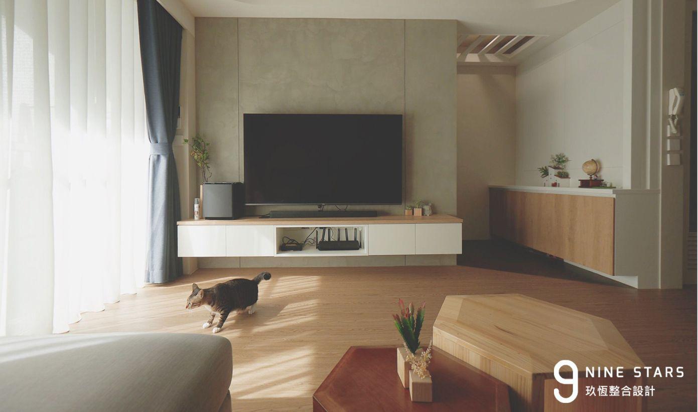 【剛買老屋的您,前屋主建材不用砍掉重練,透過設計讓空間煥然一新】