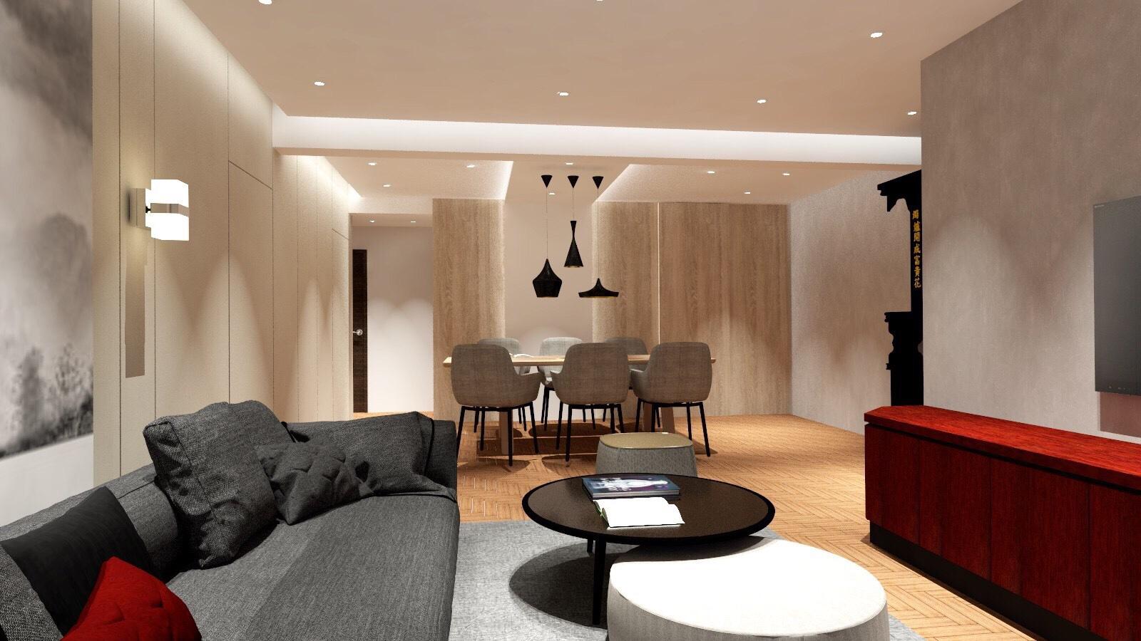 舊傢俱不用丟、40年老屋翻新重生改造 –萬華區H宅