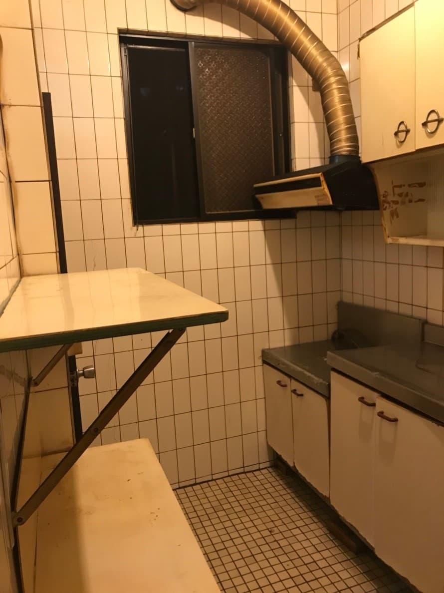 原本的廚房