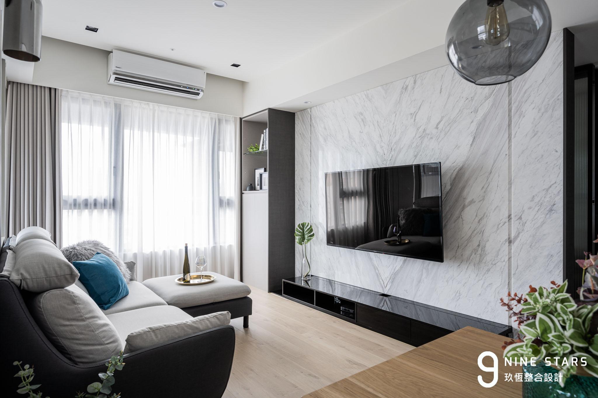 【在家工作生活新提案:20坪小三房!輕奢美感+生活便利何必妥協】